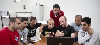 Unternehmer helfen Flüchtlingen | impulse