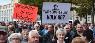 Die Wahl und die Weimarer Republik: Identität in der Krise