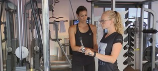 Service: Fitnessstudios im Test