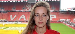 FIFA 18: Laura van Eijk ist eSport-Profi bei Twente Enschede. Wir haben sie herausgefordert.