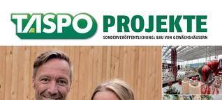 Taspo Projekte - Bau von Gewächshäusern in