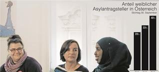 Erste Beratungsstelle für Flüchtlingsfrauen