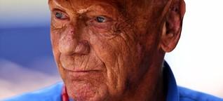 Tod von Angel Nieto rührte Niki Lauda zu Tränen