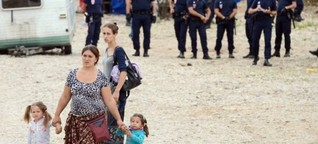 Minderheiten: Frankreich bleibt auch unter Hollande hart gegen Roma