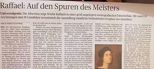 Raffael: Auf den Spuren des Meisters