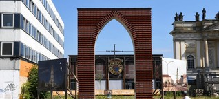 heute-journal: Baubeginn Turm der Garnisonkirche – Kontroverse um Wiederaufbau