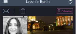 Schweizer Startup Niuws: App mit Nachrichten für Business User
