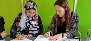 Gemeinsam lernen: Das Sprachcafe in Nürnberg