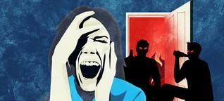 Horror-Mitbewohner: der Teilzeit-Bauarbeiter und der Lügner
