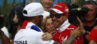 Villeneuve: Hamilton brauchte Weckruf durch Vettel