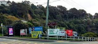 Neuseeland: Netzpolitische Wahlprogramme im Vergleich