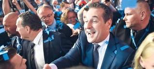 Wie aus dem FPÖ-Chef der gefragteste Politiker Österreichs wurde