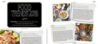Foodtrends 2018