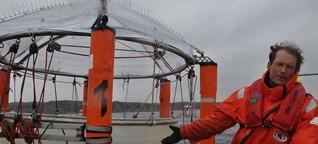 """Kieler Forscher zur Zukunft der Meere: """"Wir müssen jetzt handeln"""""""
