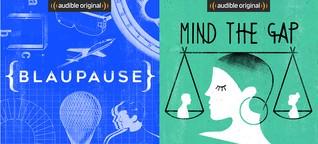 """Susanne und Katrin von hauseins auch bei """"Audible Original Podcasts"""""""
