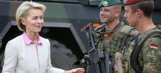 Bundeswehr bereitet Truppenverlegung nach Litauen vor