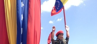 Der kalte Krieg um Caracas