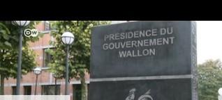 Wallonia blocks EU-Canada trade deal