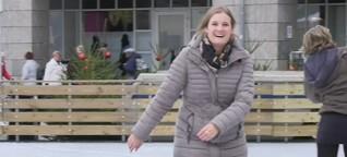 Endlich Eislaufen in Friedrichshafen
