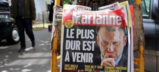 """Frankreich: """"Die Arbeitslosigkeit ist unser größtes Problem"""""""