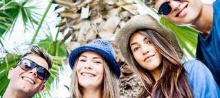 Von Bali bis Hawaii: Studieren, wo andere Urlaub machen | Urlaubsheld