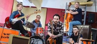 Some Poetries ist die Berliner Band von Matthias Schweighöfer