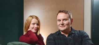Karoline Schuch und Devid Striesow spielen Ehepaar Luther