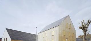 Dorf ist stolz auf den Photovoltaik-Hof