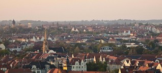 Feinstaub-Forschung in Leipzig: Pekinger Atmosphäre