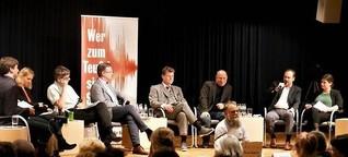 Leipzig wählt – Bundestagskandidat*innen im Gespräch