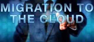 Experten-Roundtable Cloud Migration: Wie Unternehmen sich in die Cloud bewegen