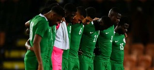 FIFA fines Nigeria N2.17m,for fielding ineligible player, awards Super Eagles World Cup match to Algeria