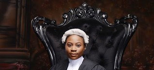 Reuben Abati daughter, Elizabeth Call to Bar