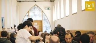 Franziskustreff: Sich der Armen annehmen (hr1, Hessischer Rundfunk)