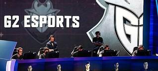 """eSports in den Medien: """"Haben unser eigenes Fernsehen gebaut"""""""