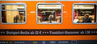 Bahn-Konkurrent kehrt zurück: Zweite Chance für die Billigschiene