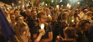 Protest in Polen: Junge Generation gegen alte Parolen