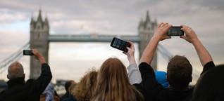 Diese Städte haben Touristitis