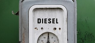 Retten Designer-Kraftstoffe den Dieselmotor?
