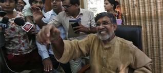Kailash Satyarthi: Kämpfer gegen Kindersklaverei