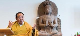 """Buddhismus - """"Blind für die eigenen Fehler"""""""
