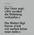 REPORTAGEN, Heft 27, März 2016, Sterben nach Ostern