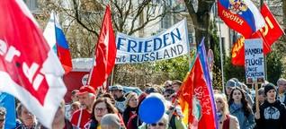 """Anmelder Gunkel über den Ostermarsch: """"Israel ist ein Apartheidsstaat"""""""