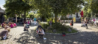 Putzwahn im Schanzenviertel: Jetzt kommt der Wisch-Mob