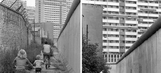 Kreuzbergs Mauer steht jetzt in den USA