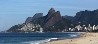 Rio de Janeiro: Was Olympia die Bewohner von Rio kostet