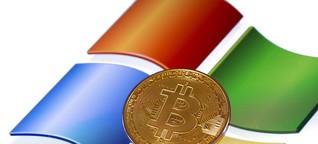 Microsoft Store akzeptiert Bitcoin - mal wieder