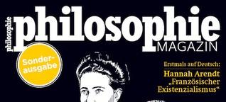 Die Existenzialisten. Lebe deine Freiheit - Philosophie Magazin