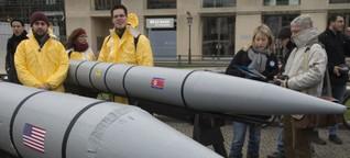 Auf dem Weg zur Abrüstung muss ein Staat vorangehen