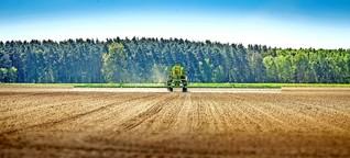 Landwirtschaft, Gesundheit, Umwelt: Glyphosat-Streit vor Entscheidung